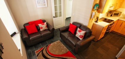 Self catering September and October deals from £385