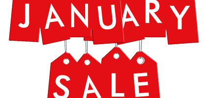 The BIG January Sale for 2021
