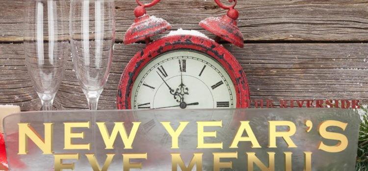 New Year's Eve restaurant