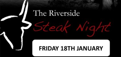 Steak Night this January!