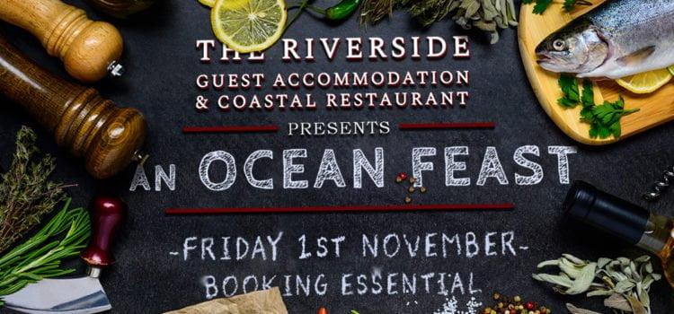 Ocean Feast Promotion